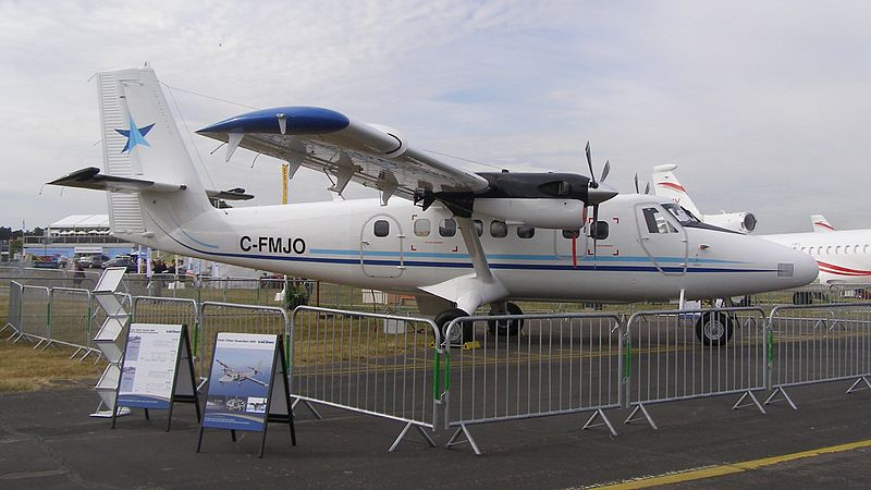 De Havilland Canada DHC-6-400 Twin Otter civil