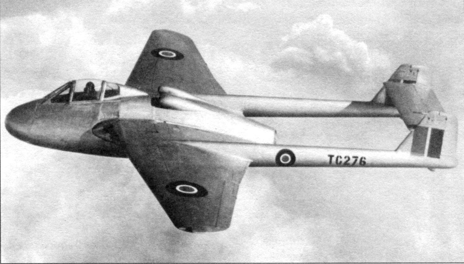 De Havilland DH-100 Vampire F.2