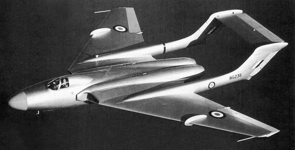 De Havilland DH-110 Sea Vixen - Prototype