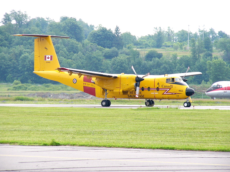 De Havilland Canada DHC-5 (CC-115 Buffalo) canadien