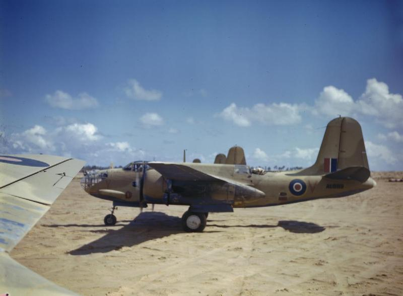 Douglas A-20 Boston sud-africain
