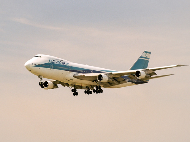 Boeing 747-200 Jumbo Jet civil