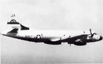 Lockheed EP-3A Orion de l'US Navy