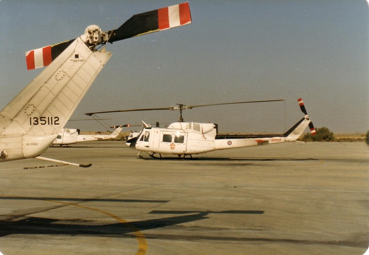 Bell 212 Twin Huey (CH-135) canadien