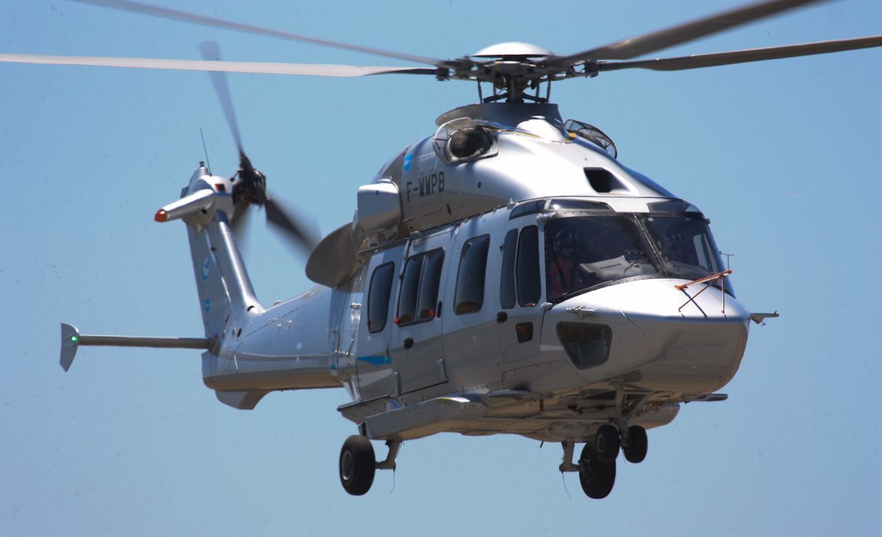 Eurocopter EC175 - Prototype en vol