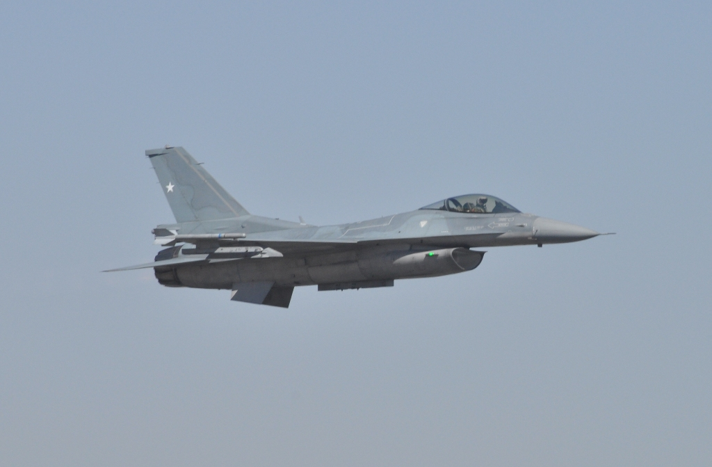 Lockheed-Martin F-16C Block 50 chilien