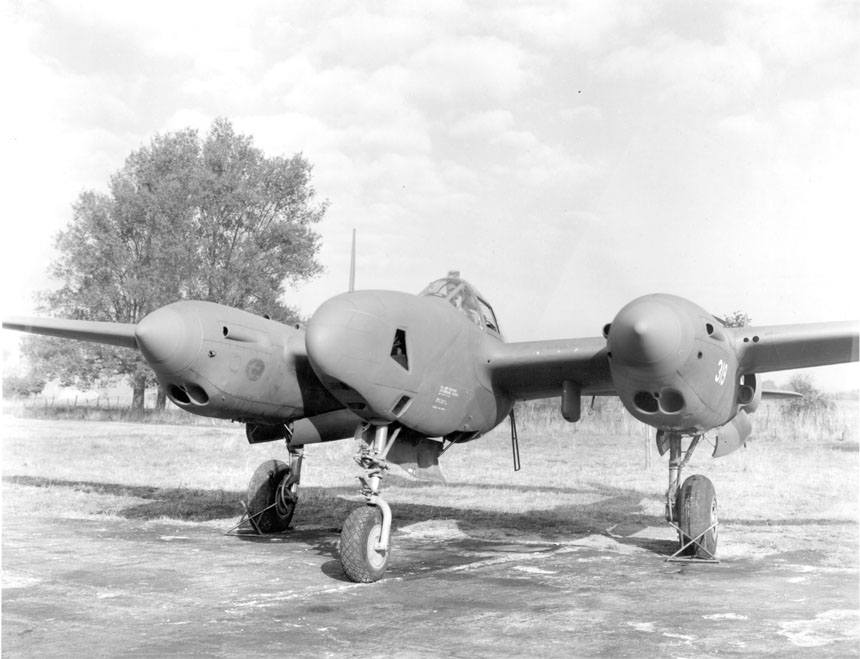Lockheed P-38 Lightning (F-5B)