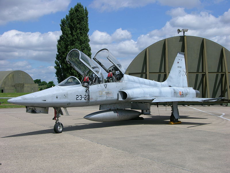 CASA SF-5M Freedom Fighter espagnol