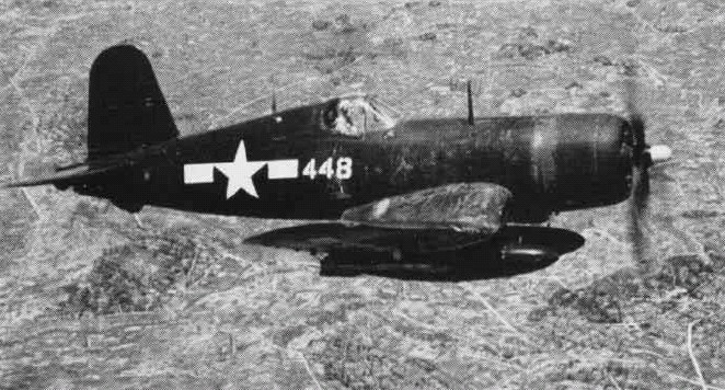 Vought F4U Corsair (FG-1D construit par Goodyear)