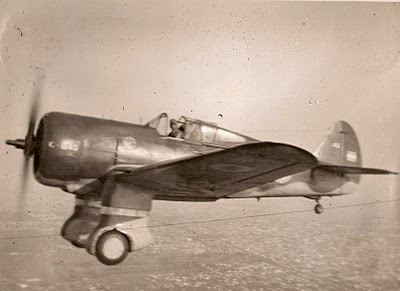 Curtiss P-36 (Hawk 75O) argentin