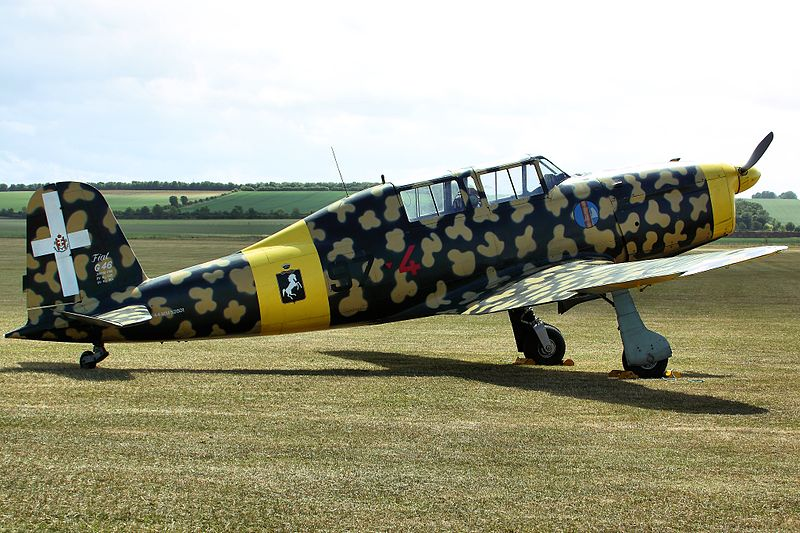 Fiat G.46 de collection