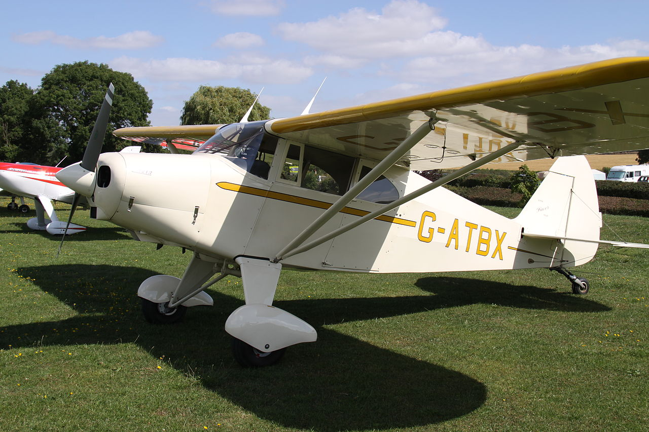 Piper PA-20-135 Pacer