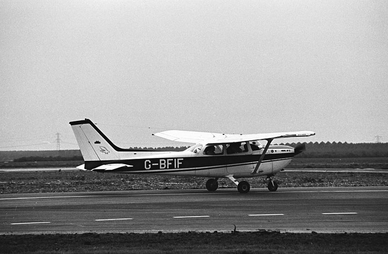 Cessna 172 (F172K) civil