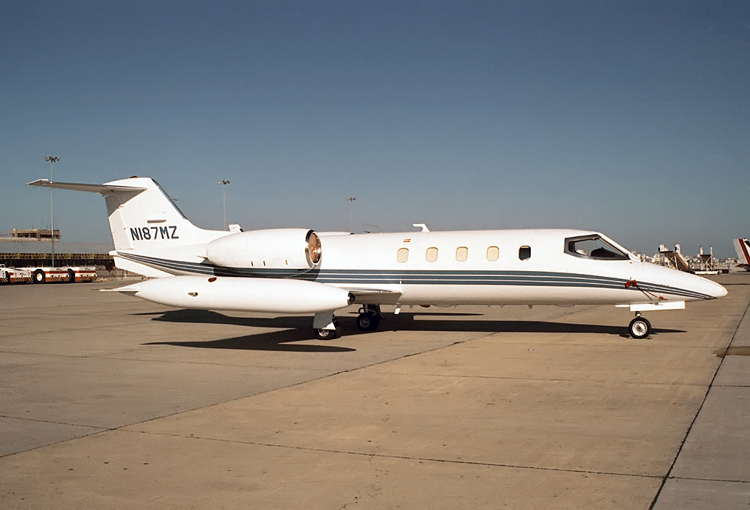 Learjet 36A civil