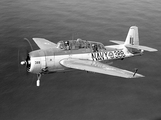 Grumman TBF Avenger AS.3M de la marine canadienne