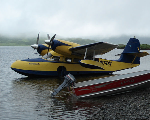 Grumman G-44 Widgeon civil