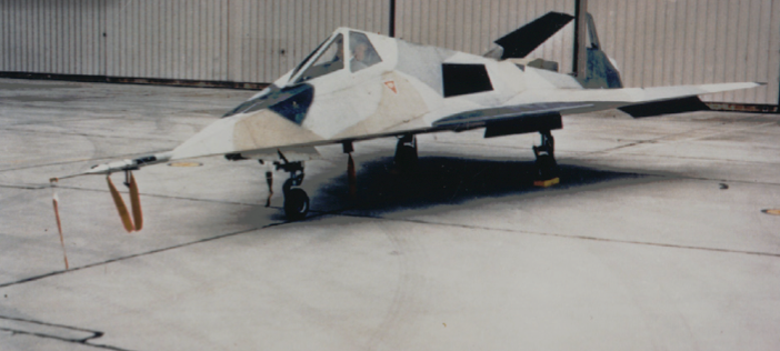 Lockheed F-117 Night Hawk - Prototype Have Blue