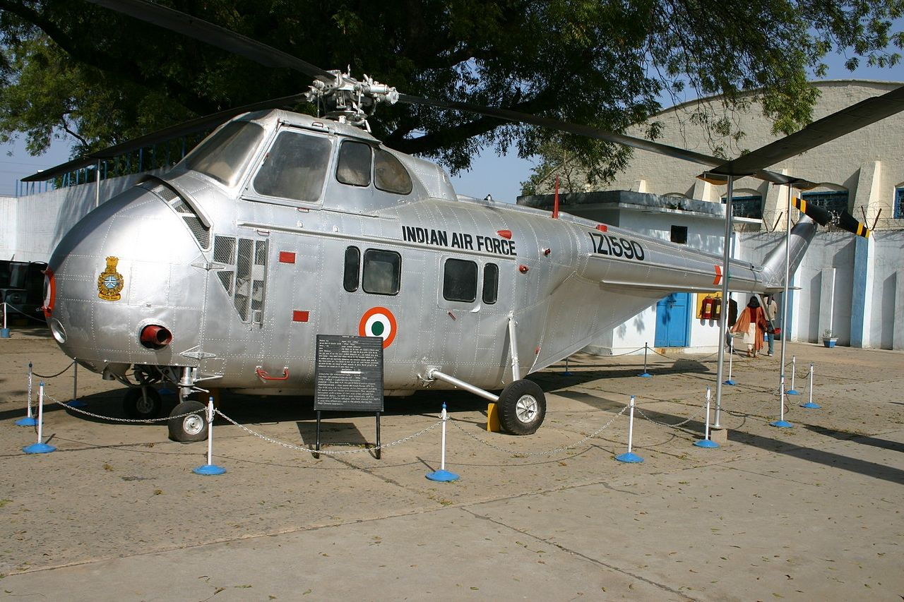 Sikorsky H-19 Chickasaw (S-55C) indien