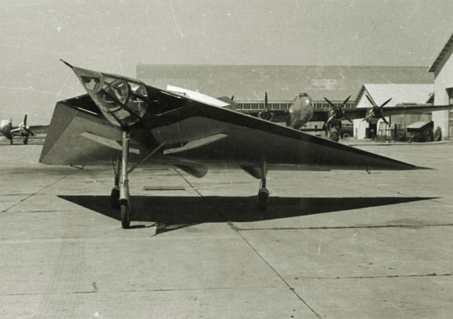 FMA IAe-37P avant modification