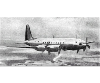 Iliouchine Il-18 Clam
