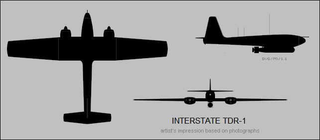 Interstate TDR-1