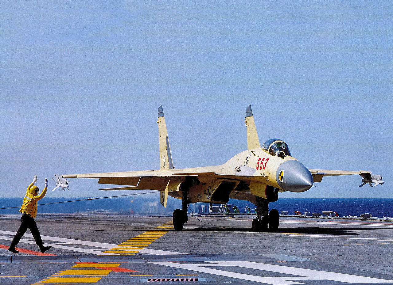 Shenyang J-15 Flying Shark - Prototype n°3