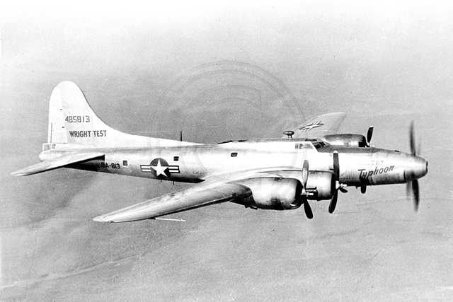 Boeing JB-17G Flying Fortress