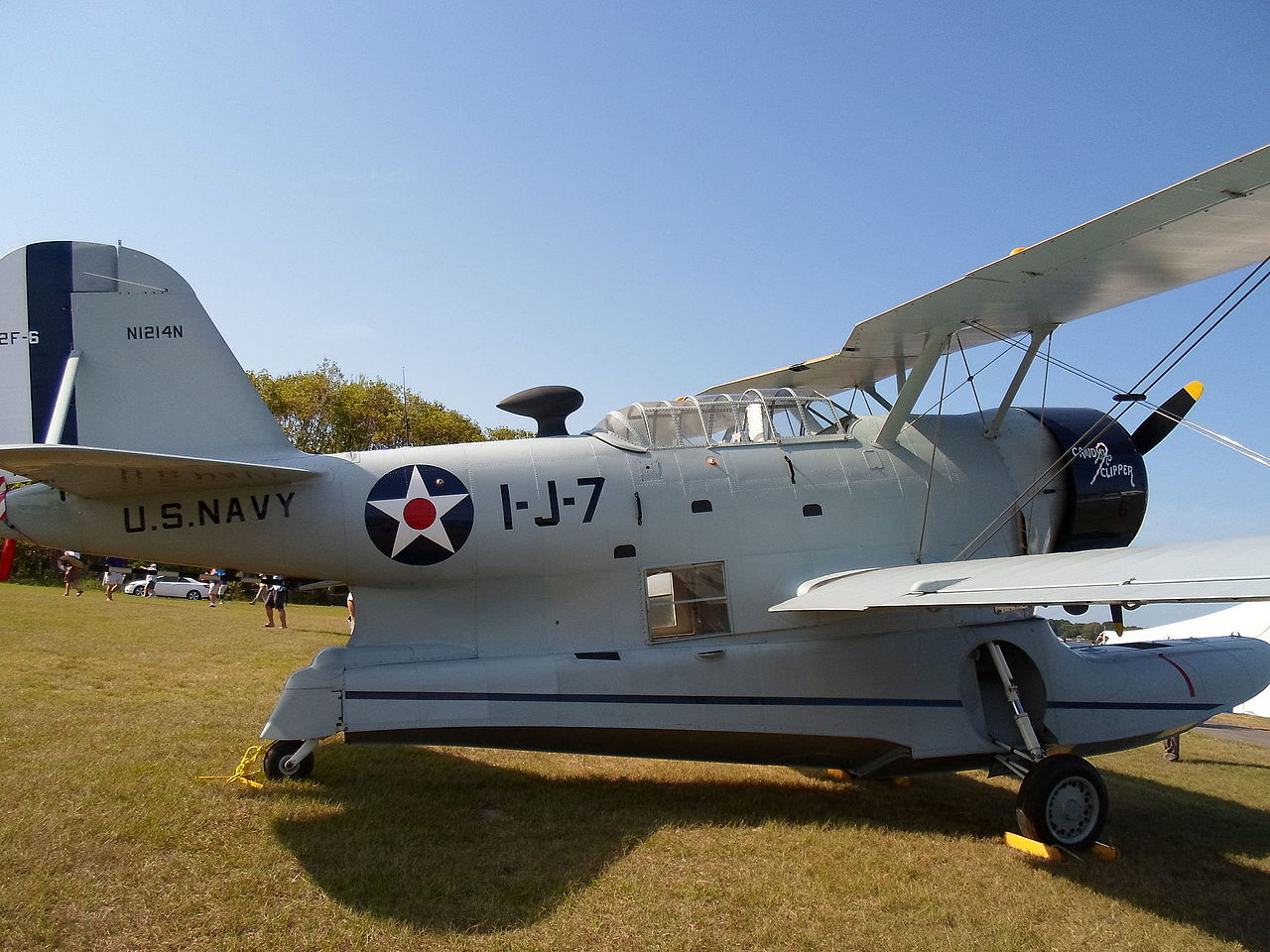 Grumman J2F-6 Duck de collection