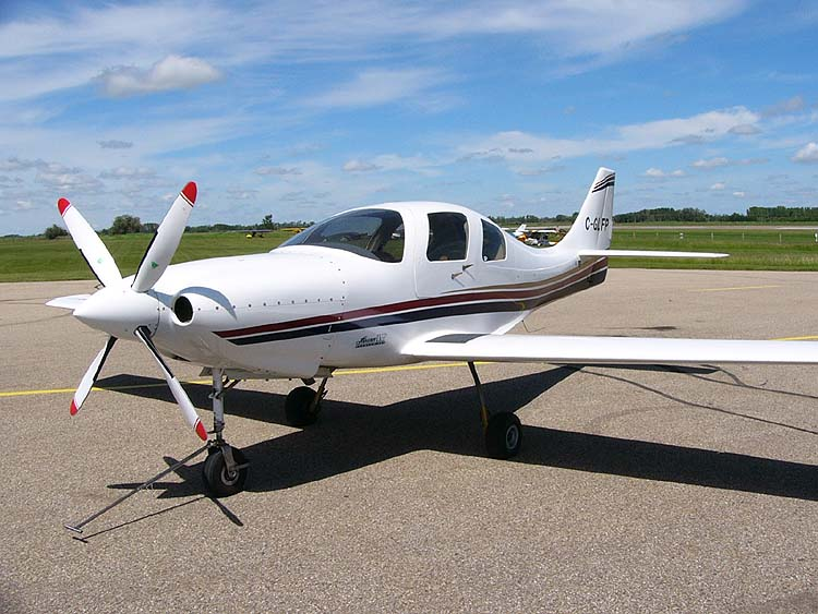 Lancair IV-P civil