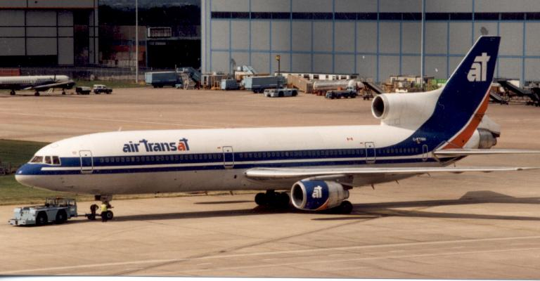 Lockheed L-1011-150 TriStar civil
