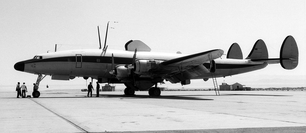 Lockheed EC-121S Warning Star