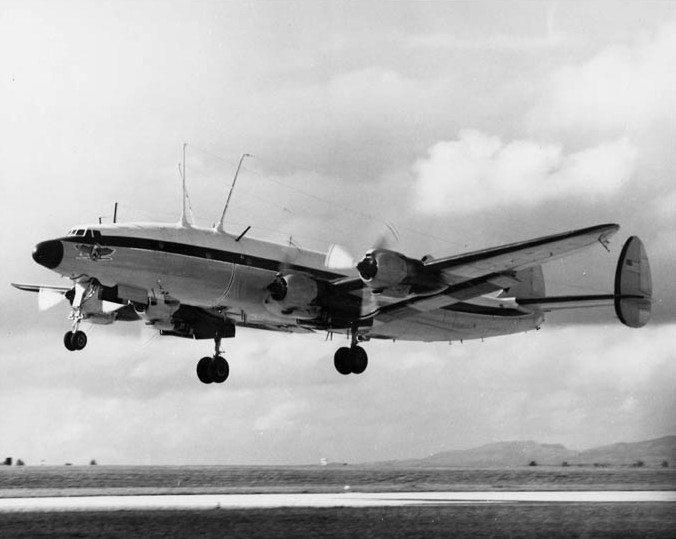 Lockheed NC-121J Super Constellation