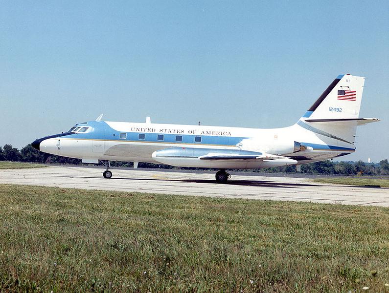 Image du Lockheed L-1329 JetStar