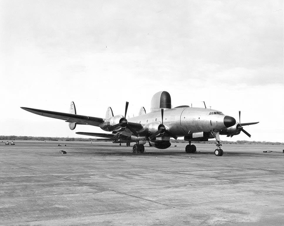 Lockheed EC-121 Warning Star (WV-1)