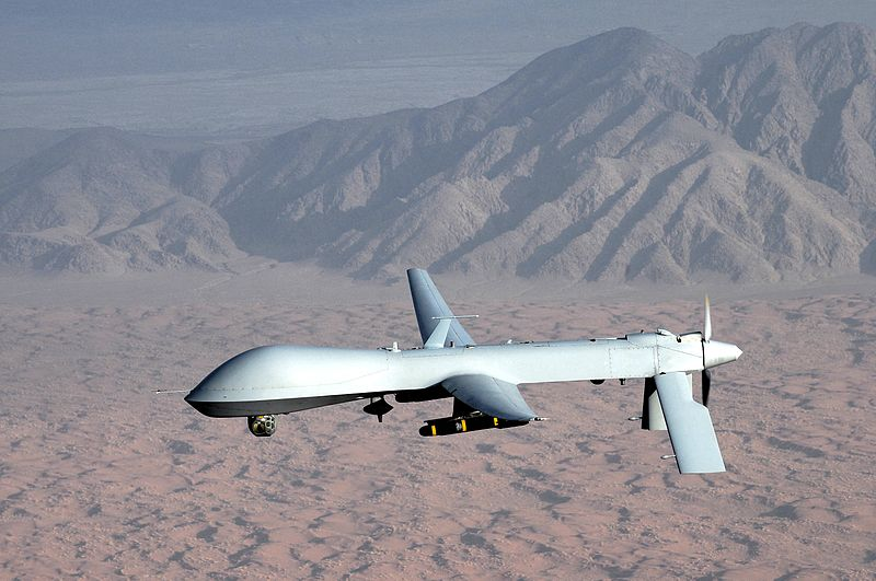 General Atomics MQ-1 Predator en vol