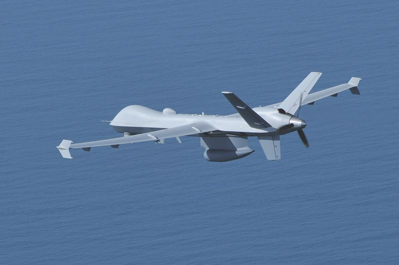 General Atomics MQ-9 Guardian de l'US Customs & Border Protection
