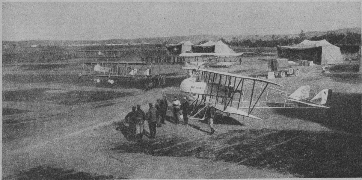 Farman MF.11 en Serbie