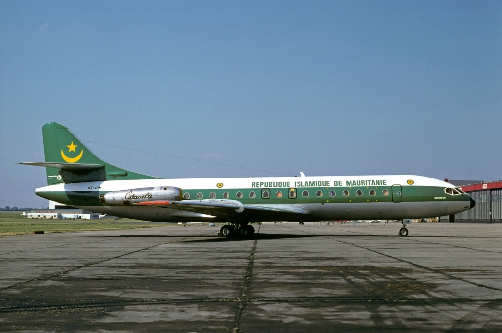 Sud-Aviation SE-210 Caravelle VI-R mauritanienne