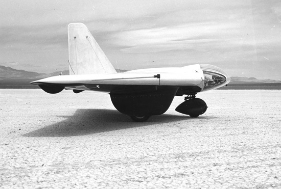 Northrop XP-79, planeur MX-324
