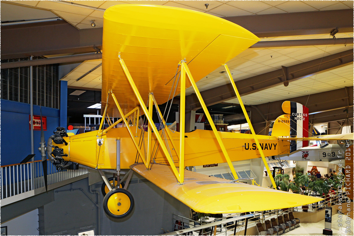 Curtiss N2C-2 Fledgling de l'US Navy par Stanak
