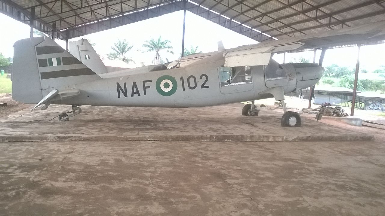 Dornier Do 27A-4 nigérian