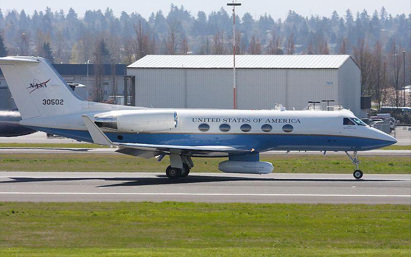 AviationsMilitaires.net — Gulfstream C-20A