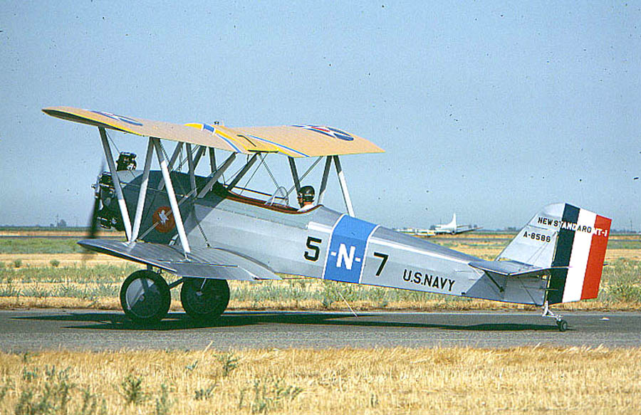 New Standard D-29 (NT-1) de l'US Navy