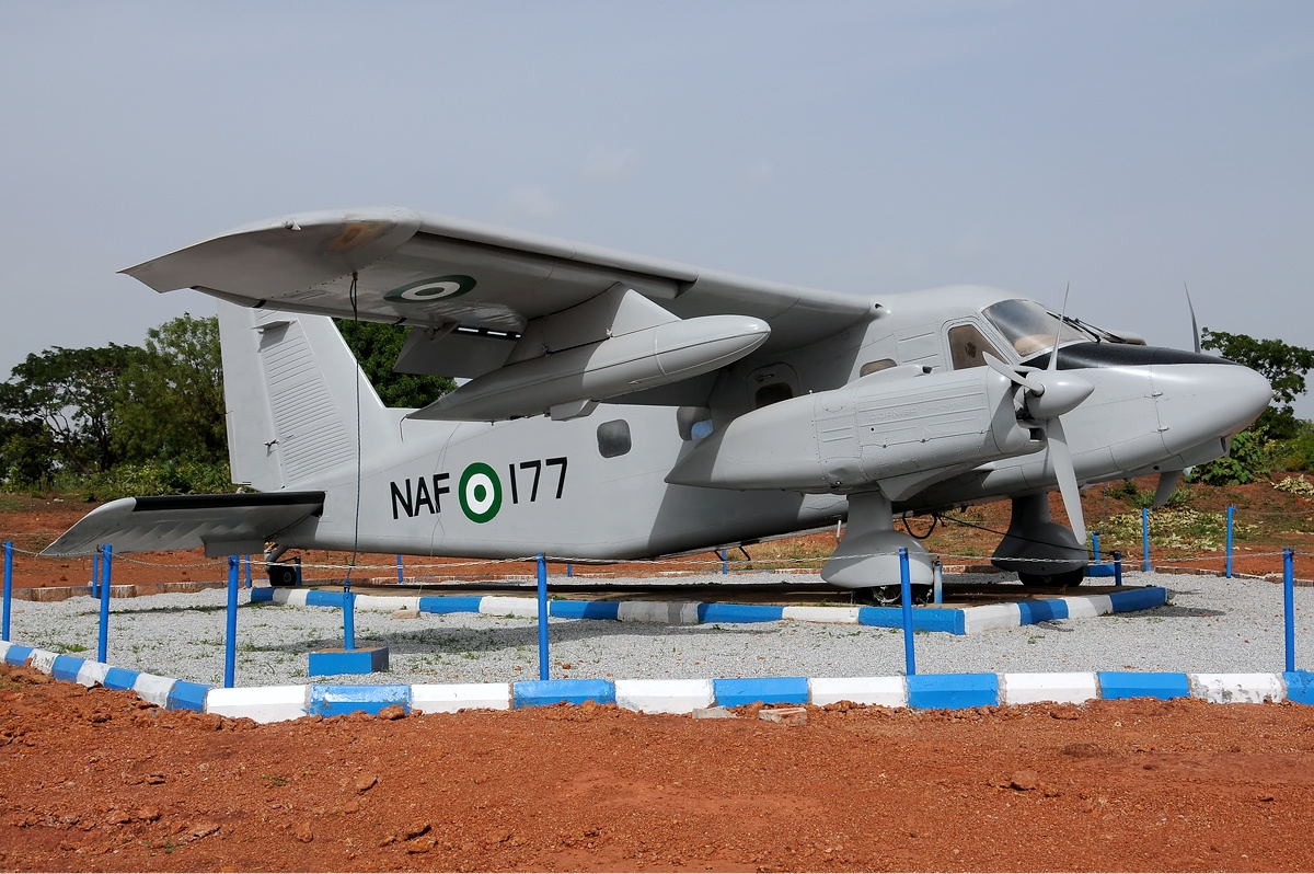 Dornier Do 128-6 Turbo Skyservant nigérian