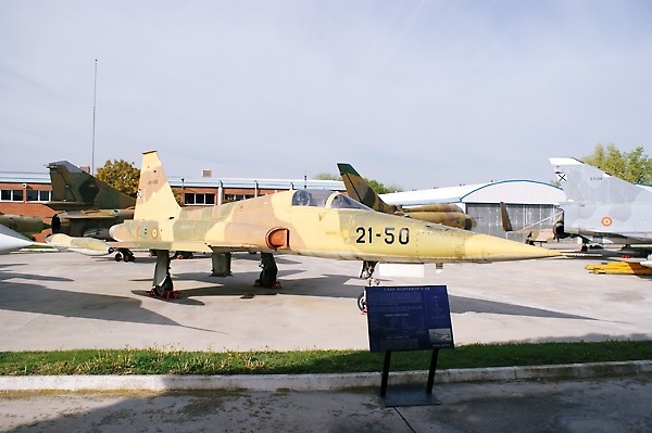 CASA SF-5A Freedom Fighter espagnol