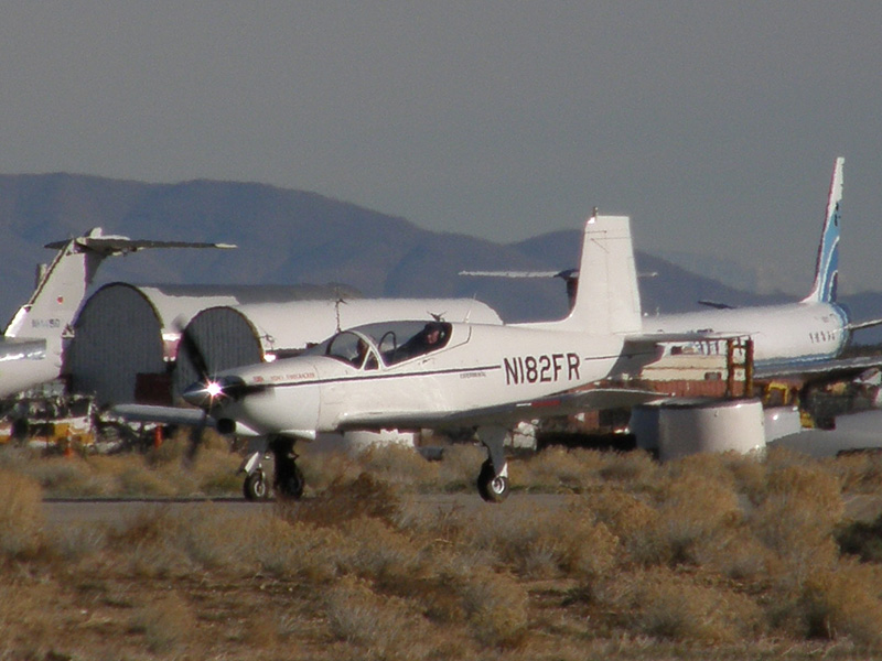 NDN-1 Firecracker du National Test Pilot School
