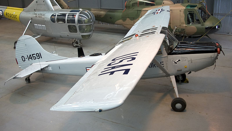 Cessna O-1F Bird Dog de l'USAF