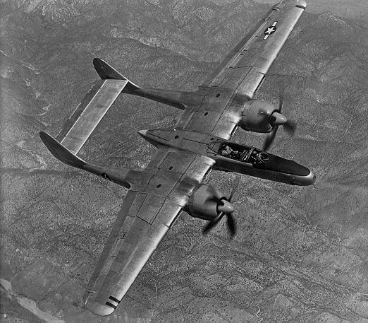 Northrop p 61 black widow f 15a reporter en vol 169 usaf
