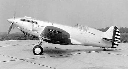Curtiss P-36 Hawk (XP-37)