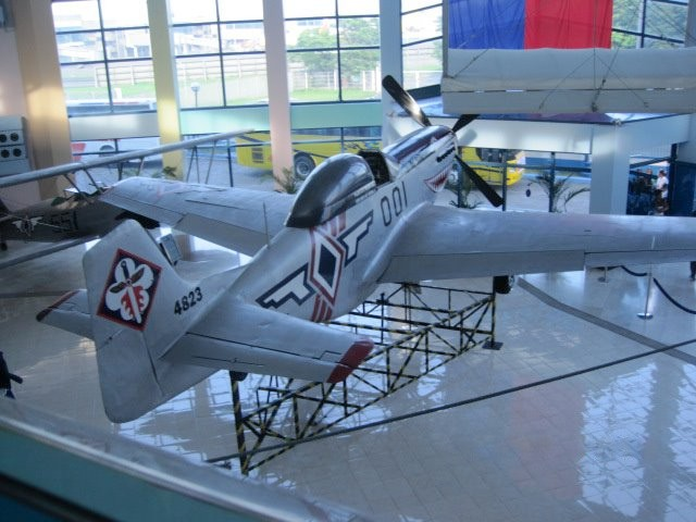 North American P-51 Mustang philippin
